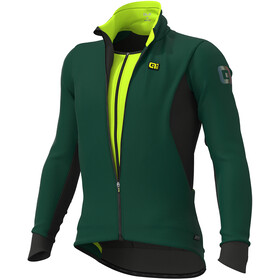 Alé Cycling Clima Protection 2.0 Course Combi DWR Chaqueta Hombre, green
